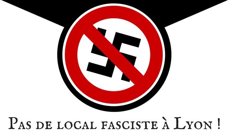 Pas de local fasciste à Lyon !