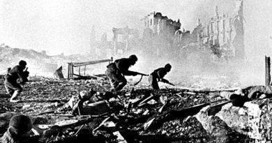 75 ème anniversaire de Stalingrad, par E. Vertuis ! Partie – 4
