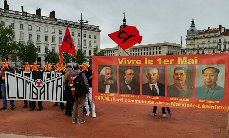 Communiqué Commun TKP/ML, Partizan et Unité Communiste de Lyon – Amie de l'ICOR.
