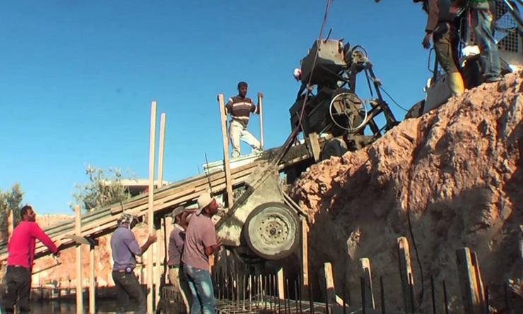 ICOR : Appel aux dons pour le centre médical de Kobanê