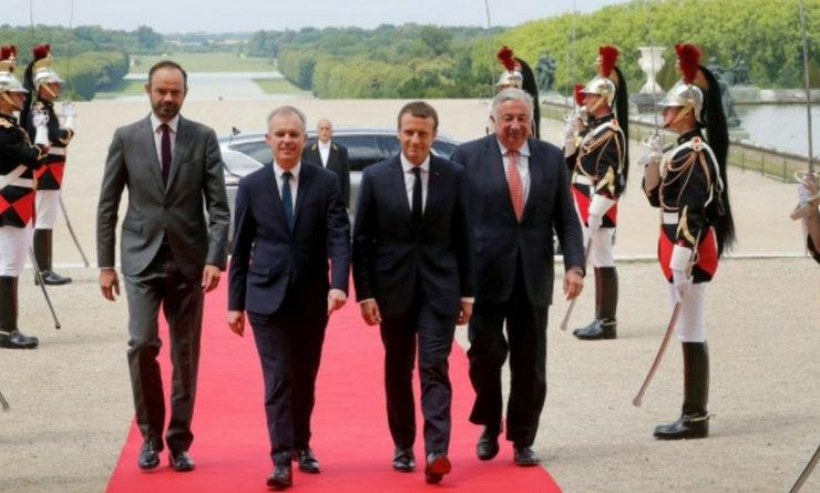 Que comprendre du discours d'Emmanuel Macron au Parlement? Partie 1