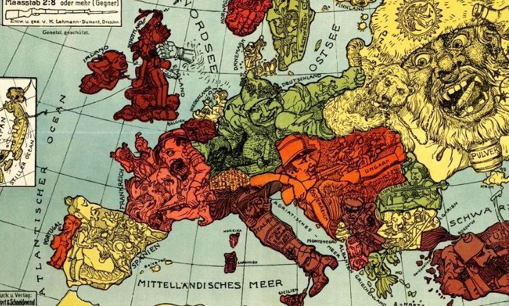 La guerre désirée – par les bourgeoisies.