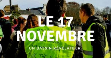 17 novembre: un bassin révélateur.