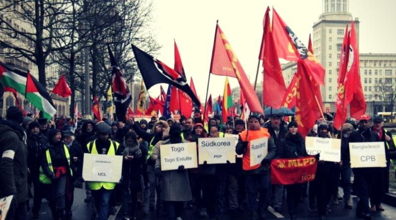 UE, ICOR-France et construction du Parti. Déclaration commune UPML-UCL.