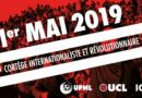 Révolutionnaires, internationalistes, marchons ensemble le 1er mai !