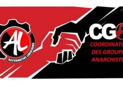 L'UCL salue la fondation de l'Union Communiste Libertaire.
