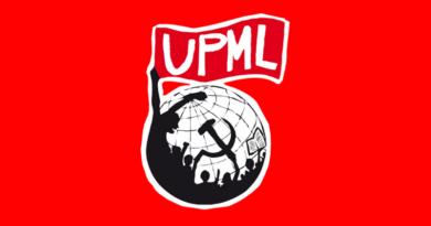 Communiqué UPML :Après les élections sur l'Union Européenne de mai 2019
