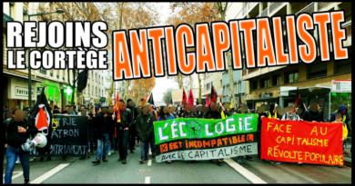 Marche pour le climat : formons un cortège anticapitaliste !