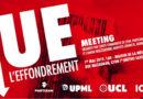 Meeting :UE, demain, l'effondrement.