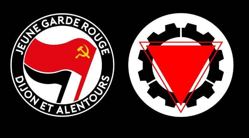 Communiqué commun Jeune Garde Rouge Dijon et Unité Communiste de Lyon.