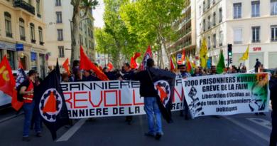 Pour un premier mai 2021 combatif et révolutionnaire