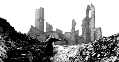 Communiqué de l'ICOR sur le 8/9 mai 1945.