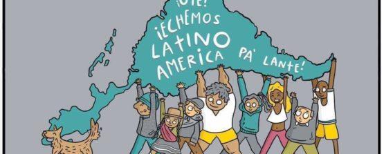 Appel du Rassemblement en soutien à la Colombie et l'Amérique Latine à Lyon