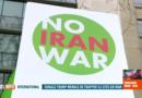 Halte à l'agression contre l'Iran !