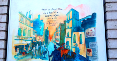 Célébrons la Commune de Lyon!