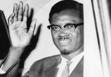 Commémoration de l'assassinat de Patrice Lumumba.