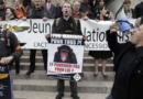 Manifestation contre les violences de l´extrême-droite